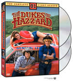 Dukes of Hazzard on DVD