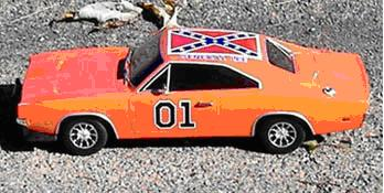 Radio Controlled General Lee