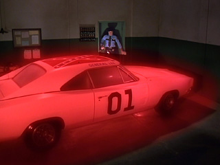 The ghost of general lee the dukes of hazzard for Tv show pool hustlers